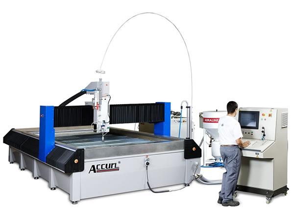 Waterjet Cutting Machine | Waterjet Cutter | ACCURL