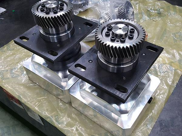 STOBER Precision Rack and Pinion Drive System (Made in Germany)