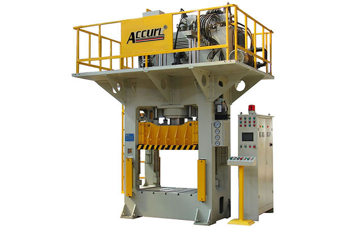 Four-Column Hydraulic Press (for SMC Molding)