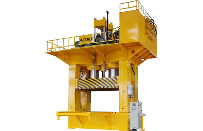 H-Frame Hydraulic Press (for SMC Molding)