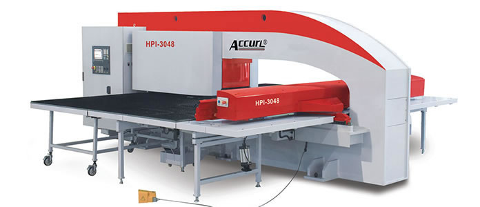 CNC Turret Punching Press Machine MVD-HPI-3048