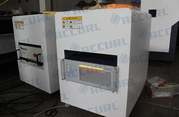 IPG 500w Fiber Laser Power