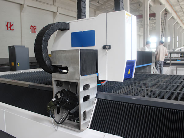 1000w Fiber Laser Cutting Machine for Stainless Steel