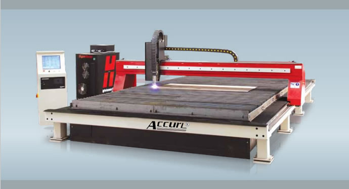 OXY Plasma Cutting Machine